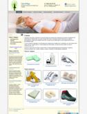 Интернет-магазин ортопедических товаров